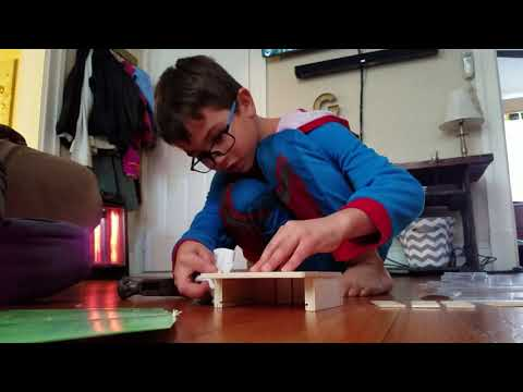Ryan's Create and learn  make your own coin bank