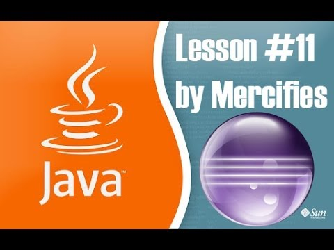 Learning Java: #11 - Creating an object, calling a class, and constructors...