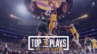 Top Plays of the Week (3/11/20)