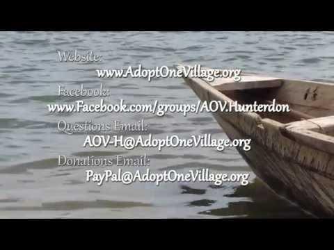Humanitarian 501c3 Work - Adopt One Village and AutoDrill