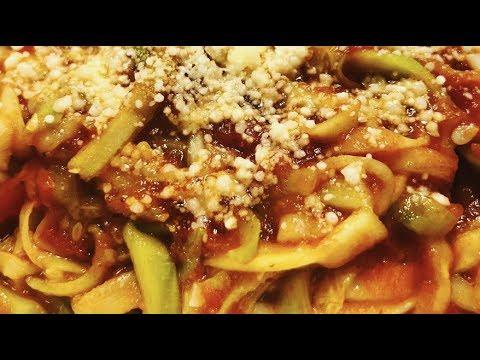 Instant Pot Zucchini Noodles (Zoodles)