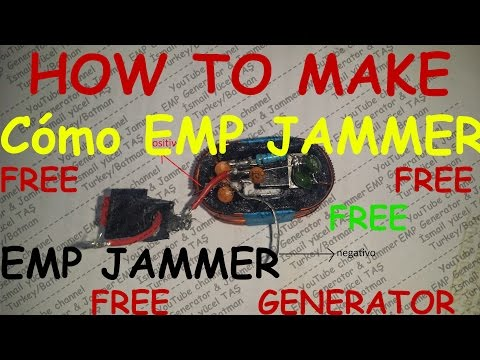 EMP Slot jammer how to make 2017