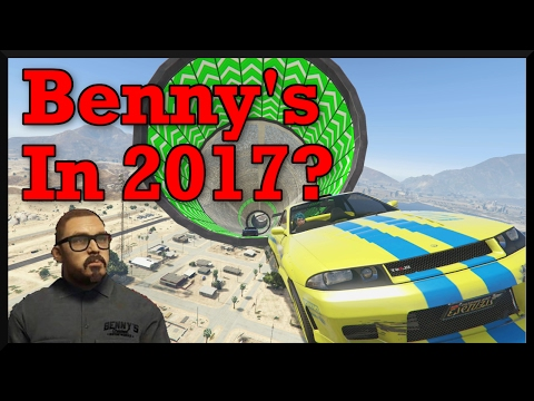 GTA 5: Will More Custom Versions of Cars Be Added In 2017? The Future Of Benny's And Improving Cars