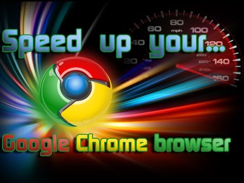 How to speed up Google Chrome browser (easy way)