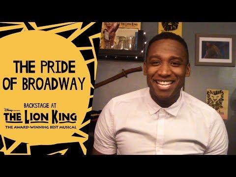 Episode 4: The Pride of Broadway: Backstage at THE LION KING with Jelani Remy