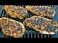 Jerk Chicken - How to make Jamaican Jerk Chicken - PoorMansGourmet