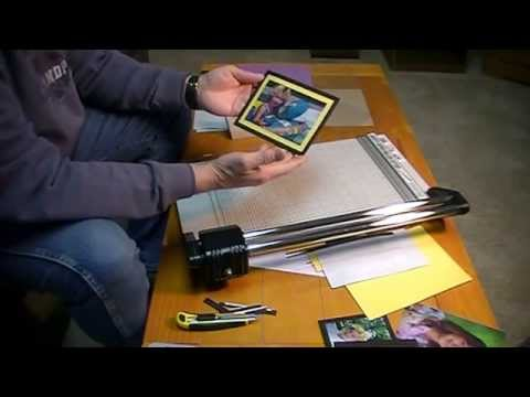 How To Make Photo Magnets by Magically Magnetic