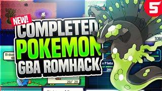 best pokemon gba hacks download