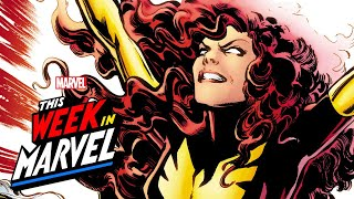 Jean Grey as the Phoenix | This Week in Marvel