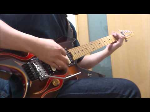 LIKE HELL / LOUDNESS Guitar Cover