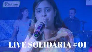 EULA CRIS | LIVE #01| #FiqueEmCasa e #CanteComigo