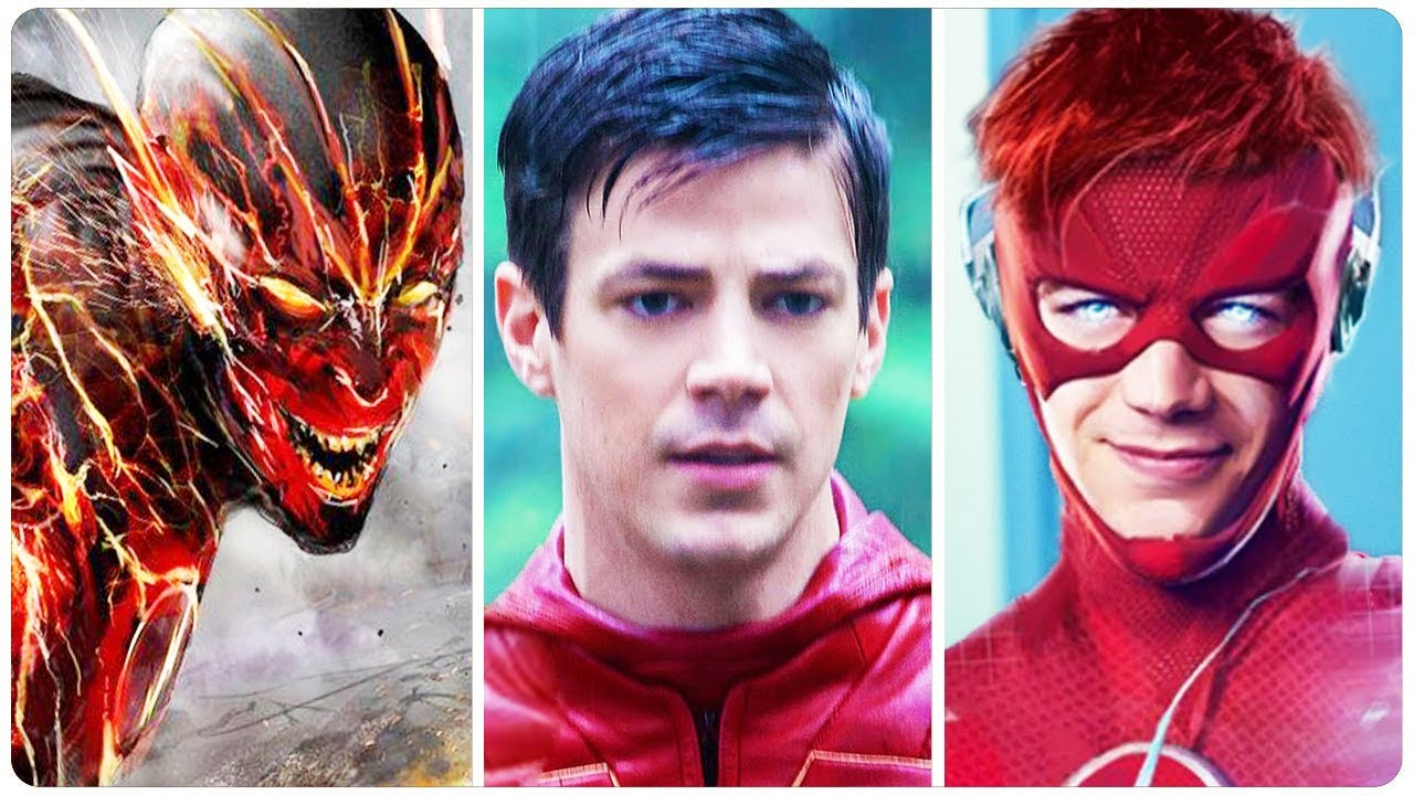 10 Versions Of THE FLASH In The Arrowverse