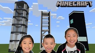 MINECRAFT Building Challenge CKN Gaming