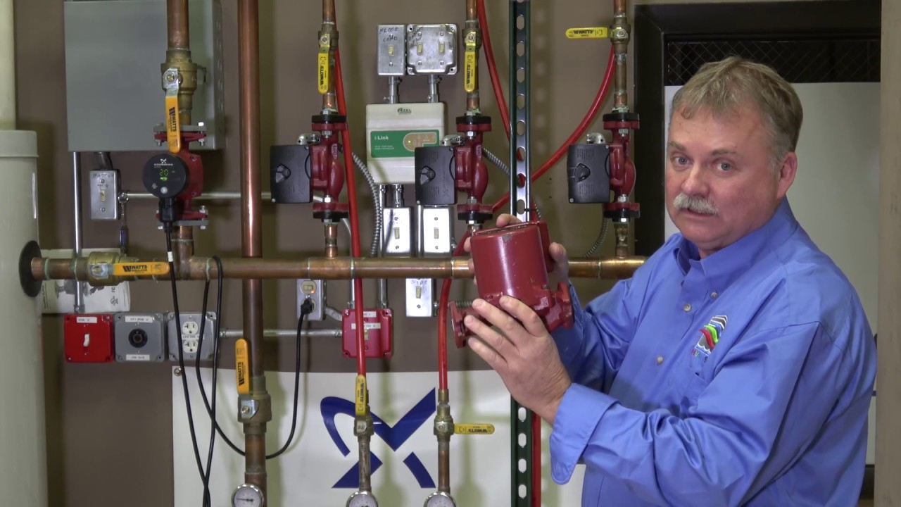Hydronics System Components