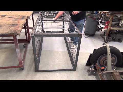 OINK ACRES - Building a Hog Trap