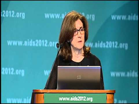 International AIDS Conference 2012, Plenary: HIV in the Larger Global Health Context