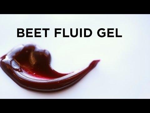 Beet Fluid Gel