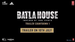 Batla House Trailer Countdown 1: John Abraham, Nikkhil Advani, Mrunal Thakur |Trailer out on 10 July