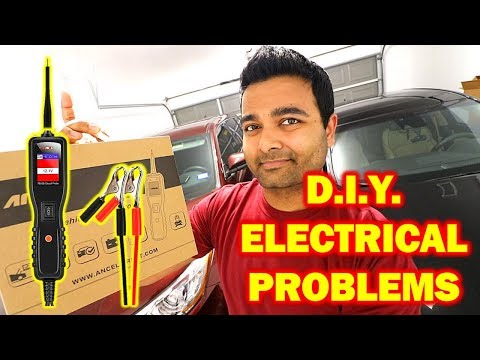 Ultimate Low Cost Vehicle Circuit Tester! (ANCEL)