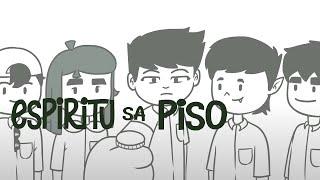 Espiritu sa Piso Ft. Basta madami - Pinoy Animation