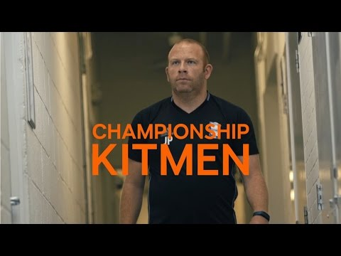 888sport - Championship. Meet the kitman: Birmingham City Football Club