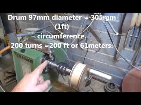 Toucan Clock Coil Winding 1