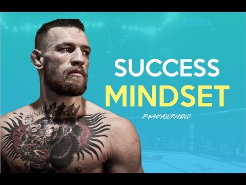 Success Mindset Conor McGregor: Success Series Ep.1: Law of Attraction