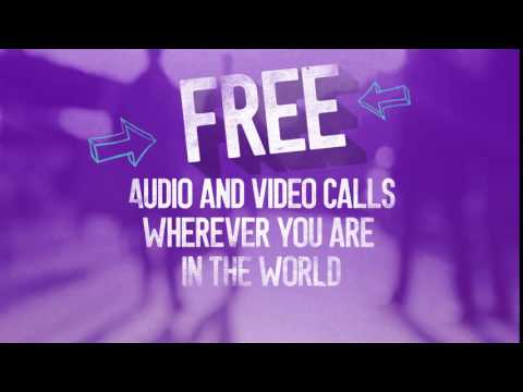 Viber users: Call anywhere for FREE!