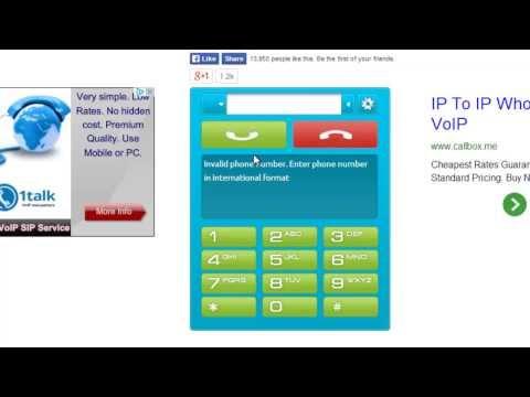 Make Free Online Phone Calls [100% Free International Calls]