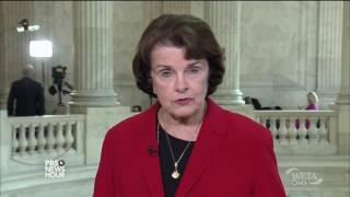 Feinstein on Russia investigation, health care
