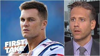 Max Kellerman admits that Tom Brady is the GOAT | First Take