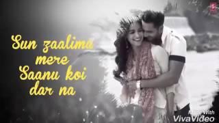 Humsafar female version with lyrics