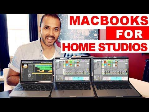 2017 MacBooks for studios & TOUCH Bar for Ableton!
