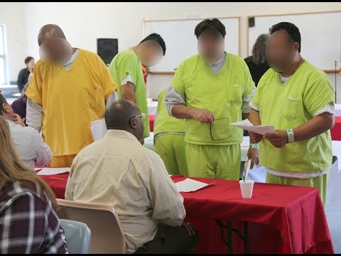 Inmate Resource Fair at West County  Detention Facility
