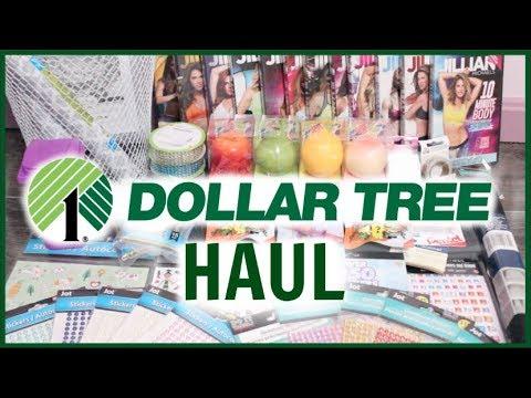 HUGE Dollar Tree Haul - Over $50 worth of NEW ITEMS!