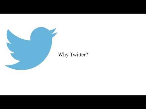 The Twitter Marketing Plan Webinar