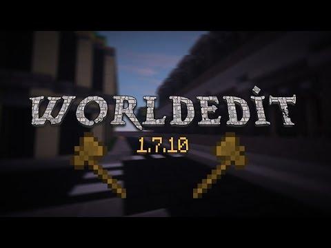 Tutorial: WORLDEDIT 1.7.10 INSTALLATION
