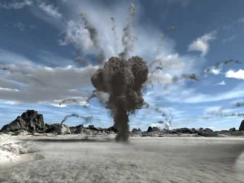 Explosion 2 FumeFX