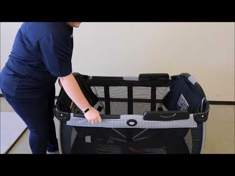 Graco® Pack 'n Play® Set Up and Take Down
