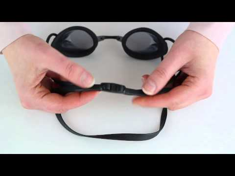 Swim Goggles Instructional Video