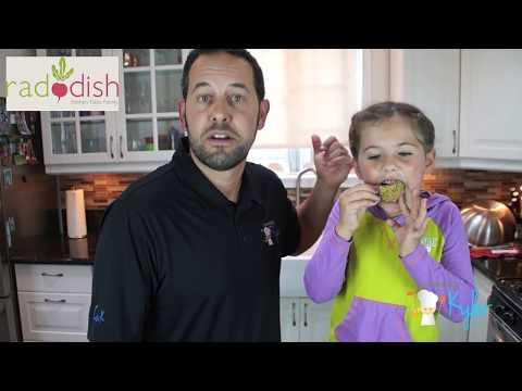 How To Make Homemade ZUCCHINI MUFFINS