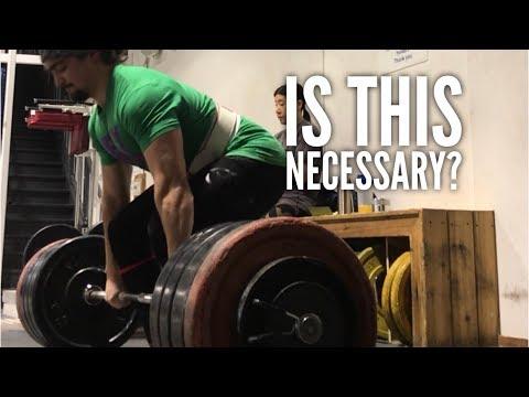 Why YOU Shouldn't Squat, Bench & Deadlift
