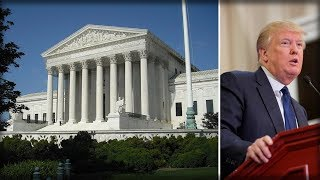 TRUMP ADDS FIVE NEW NAMES TO LIST OF POSSIBLE SUPREME COURT NOMINEES