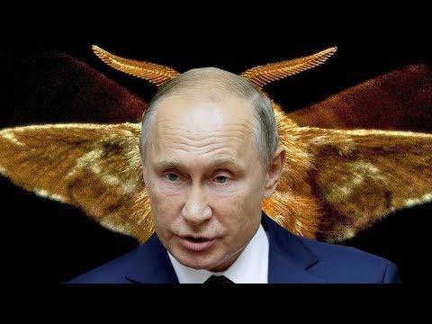 Европа и кремлевские чары, престарелая моль откладывает яйца