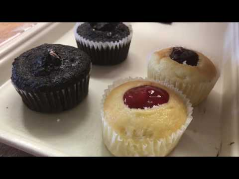 Chef Lesson: How to make filled cupcakes!