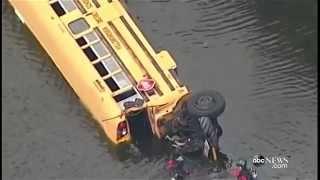 School Bus Crash   Student Helps Save Kindergarteners