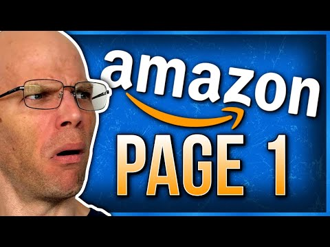How to Rank Page 1 on Amazon with Kindle Publishing Keywords