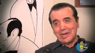 "Chazz Palminteri - ""I Was Never A Wiseguy"""