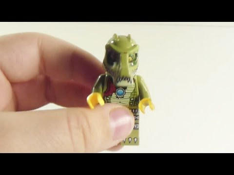 Lego crocodile Toy from Surprise Egg