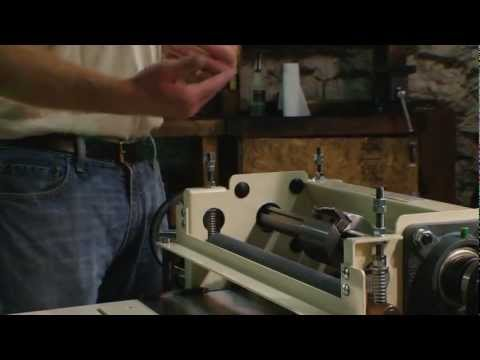 Woodmaster Advantage: Custom Molding Knives